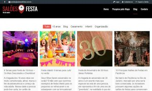 Mídia Kit saloesdefesta.com.br